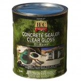 Лак-пропитка H&C Concrete Sealer Clear Gloss